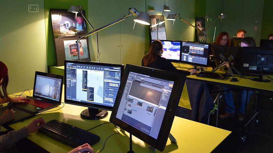 Game Design Studieren   Game Design